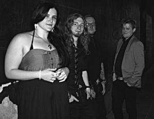 The Renegade Folk Punk Band taken by Lis Ferla