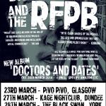 Promo tour dates