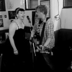 Dave Hughes with Bettie Akkemaai